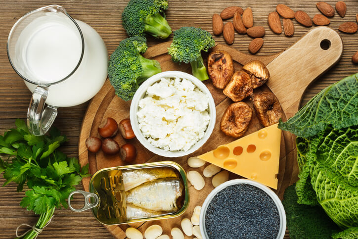 Biological functions and health benefits of calcium