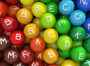 Fonctions des minceur vitamines dans le corps humain