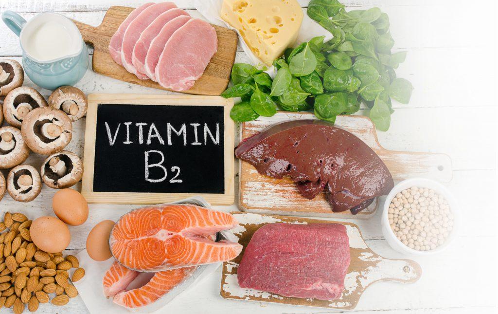 Fonctions, utilisations et bienfaits pour la santé de la vitamine B2 (Riboflavine)