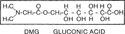 Pangamic acid (DMG) review