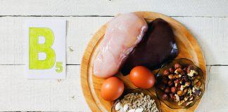 Pantothenic acid (vitamin B5, calcium pantothenate)