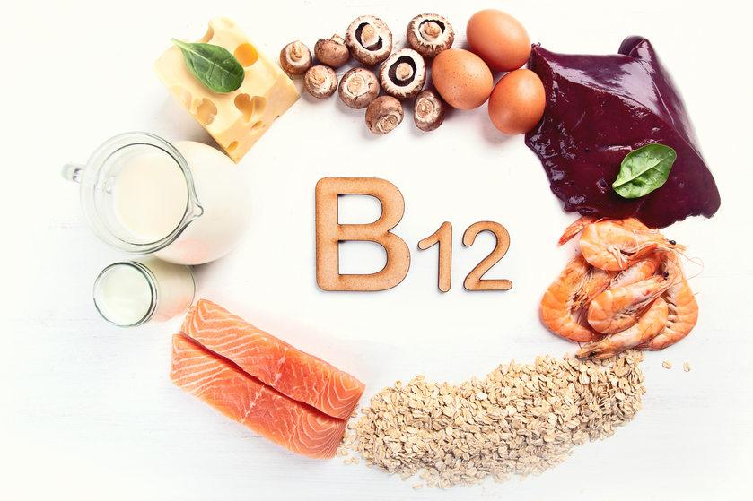 Vitamin B12 (cyanocobalamin, cobalamin)