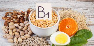 Vitamine B1 (thiamine, thiamine) fonctions, utilisations et bienfaits pour la santé