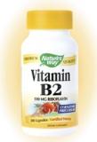 Vitamine B2 par la Nature