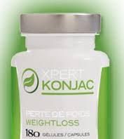Xpert Konjac - effets - comprimés - action